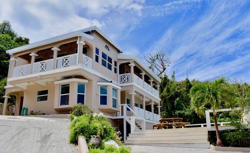 House in Blyden Yard, Tortola, British Virgin Islands