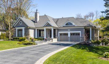 House in Oakville, Ontario, Canada