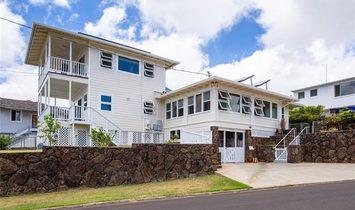 House in Honolulu, Hawaii, United States of America