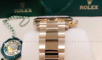 Rolex Daytona Cosmograph 116508-0006 18 Ct Yellow Gold Diamond Set Champagne Coloured Dial