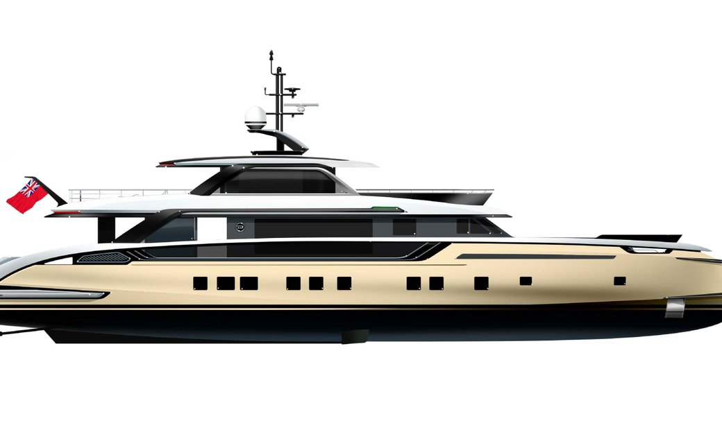GTT 140 140' (42.67) Dynamiq 2021