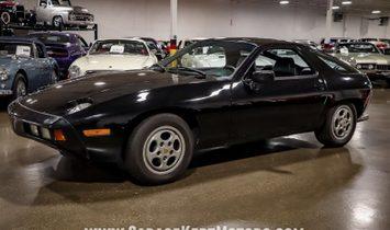 1981 Porsche 928