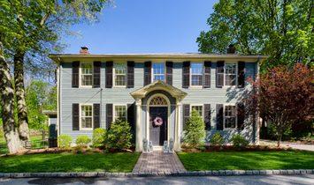 Maison à Barre, Massachusetts, États-Unis 1