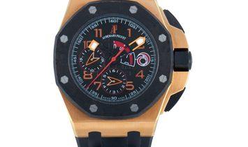 Audemars Piguet Audemars Piguet Royal Oak Offshore Chronograph Alinghi Team Limited Edition Watch 26