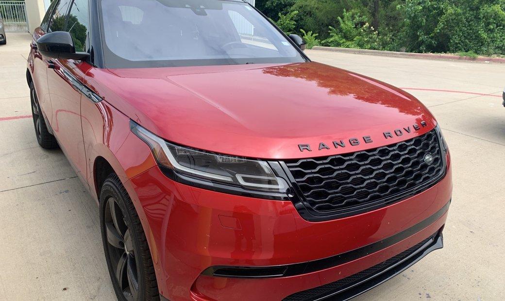 2018 Land Rover Range Rover Velar In Carrollton Tx