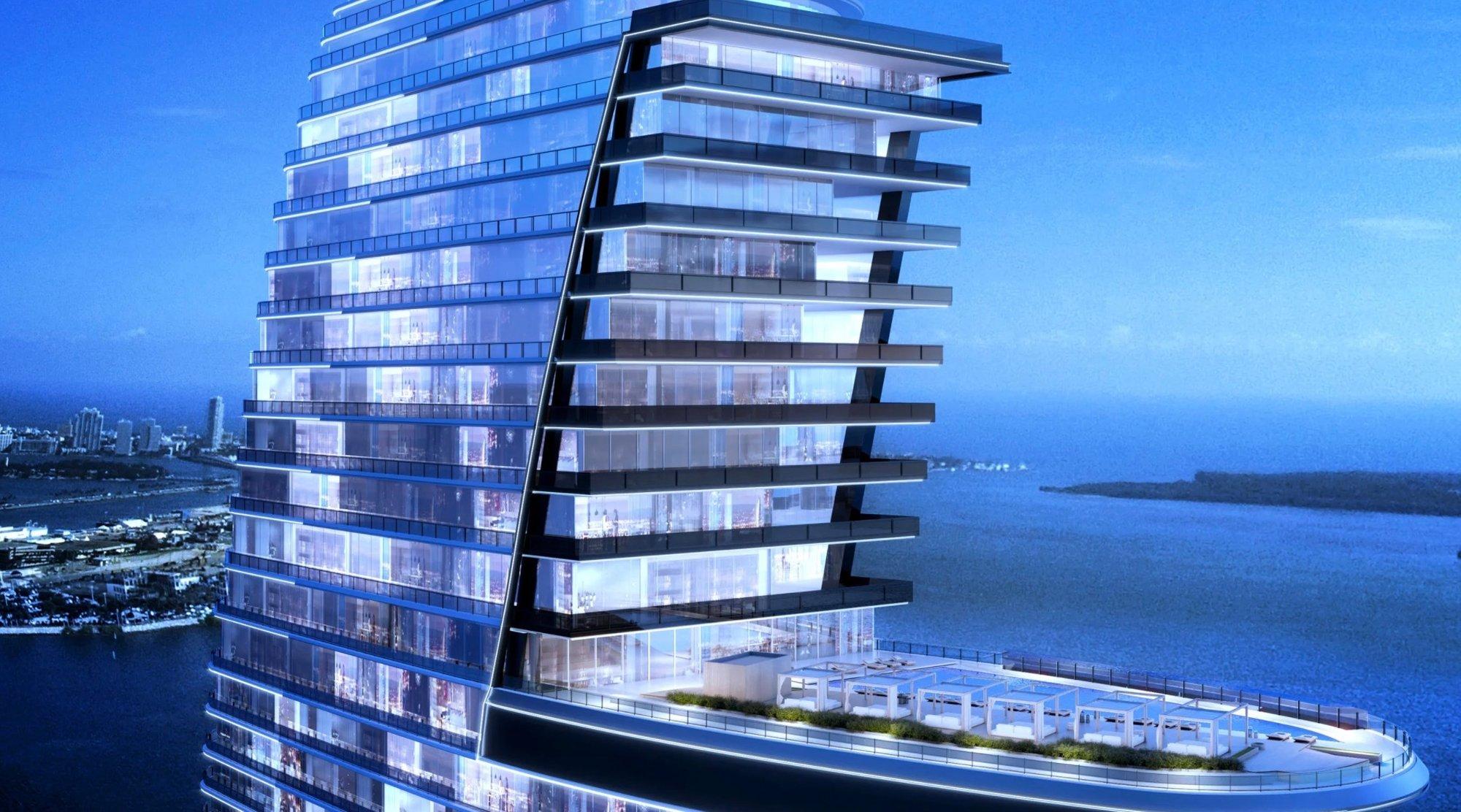 Penthouse in Miami, Florida, United States 1 - 10972885