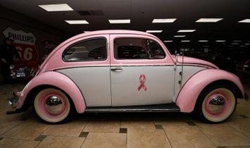 1955 Volkswagen Beetle Oval Window