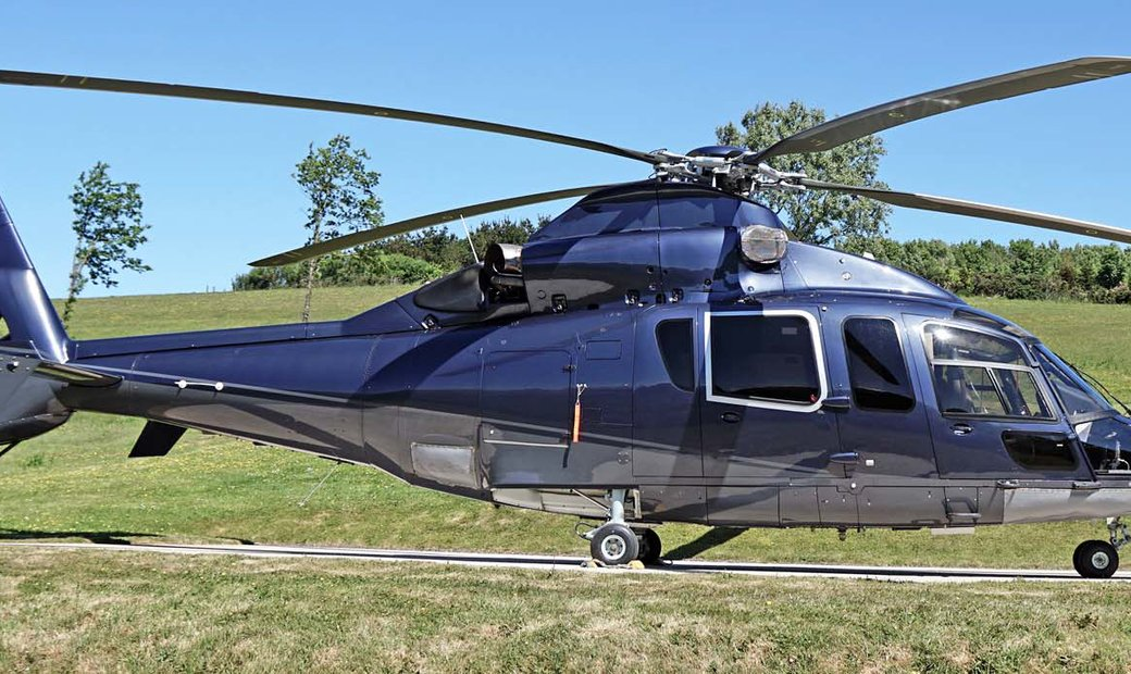 2016 Airbus Helicopters H155 MSN 7020 G-TBUC