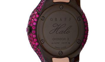 Graff  Graff Halo Watch Ruby GH36BGR