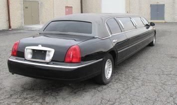 1999 Lincoln Continental Limousine