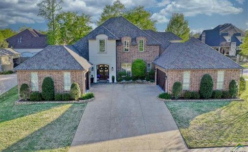 House in Tyler, Texas, United States