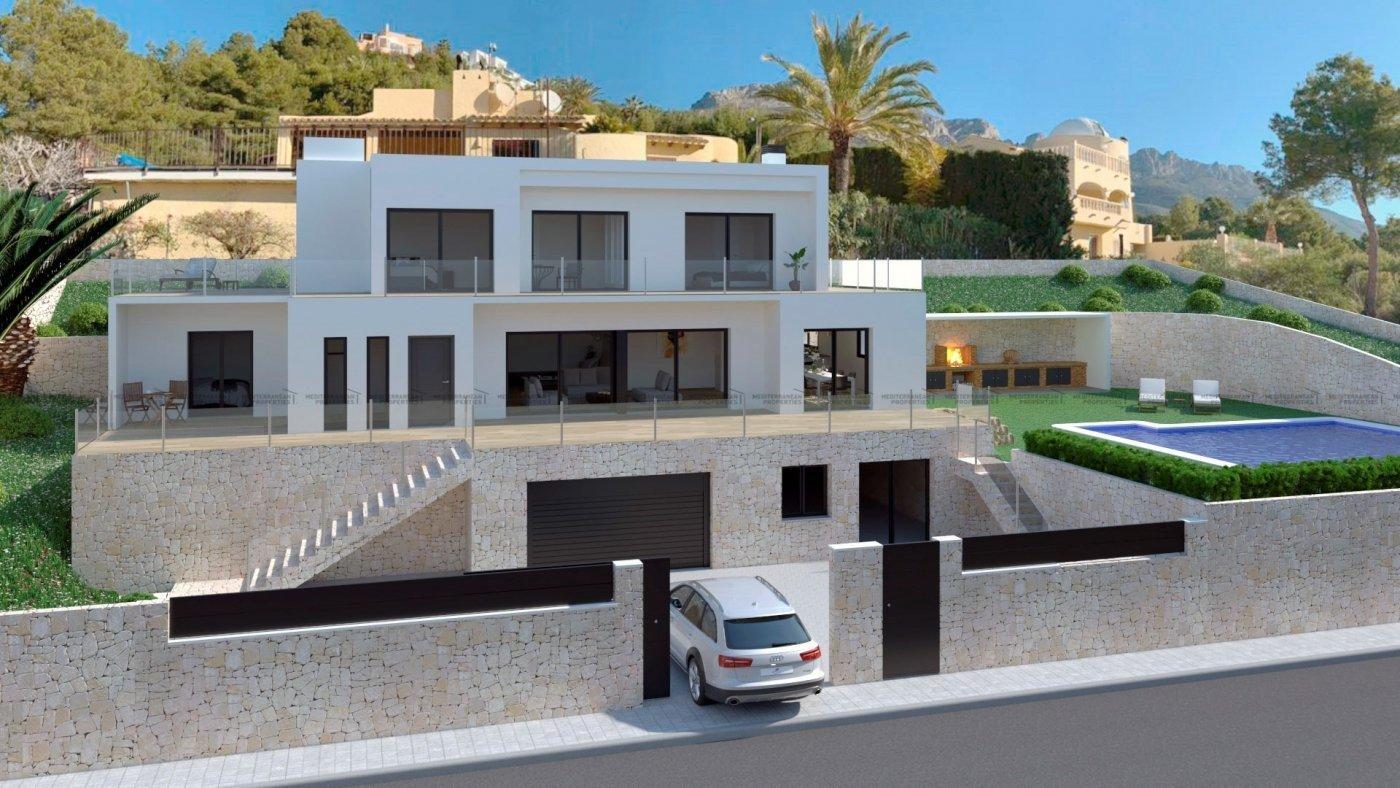 Villa in Altea, Valencian Community, Spain 1 - 10976358