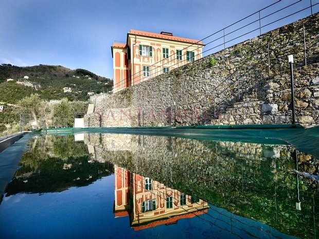 Apartment in Liguria, Italy 1