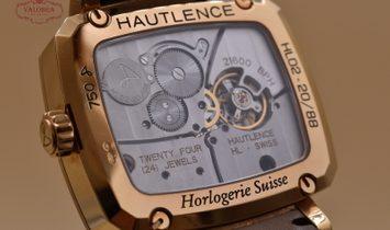 Hautlence HL 02 Rose Gold