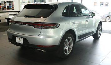 Porsche Macan4 cyl