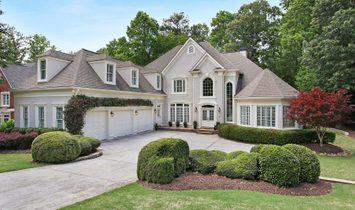 House in Alpharetta, Georgia, United States of America