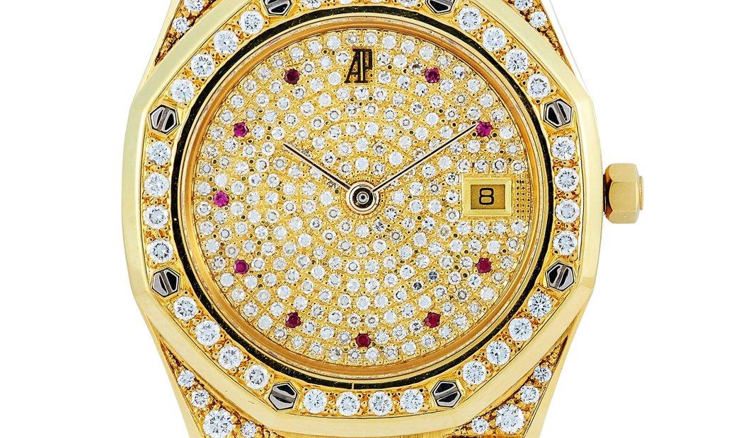 Audemars Piguet Audemars Piguet Vintage Royal Oak Watch