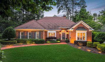 House in Johns Creek, Georgia, United States of America