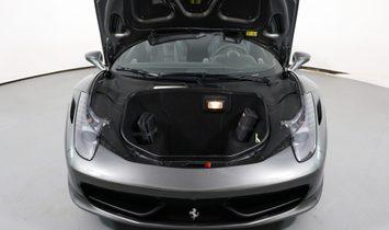 2014 Ferrari 458 Spider 2dr Conv
