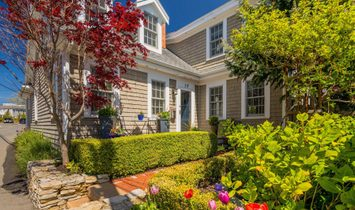 House in Provincetown, Massachusetts, United States of America