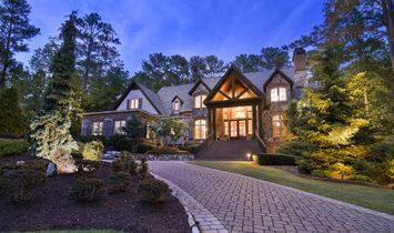 House in Suwanee, Georgia, United States of America