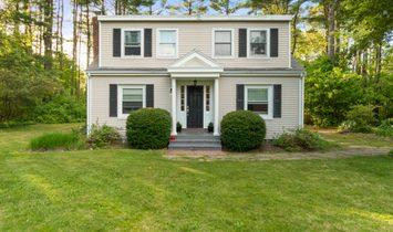 House in Duxbury, Massachusetts, United States of America