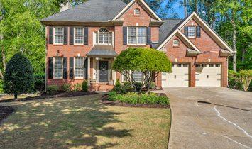 House in Cumming, Georgia, United States of America