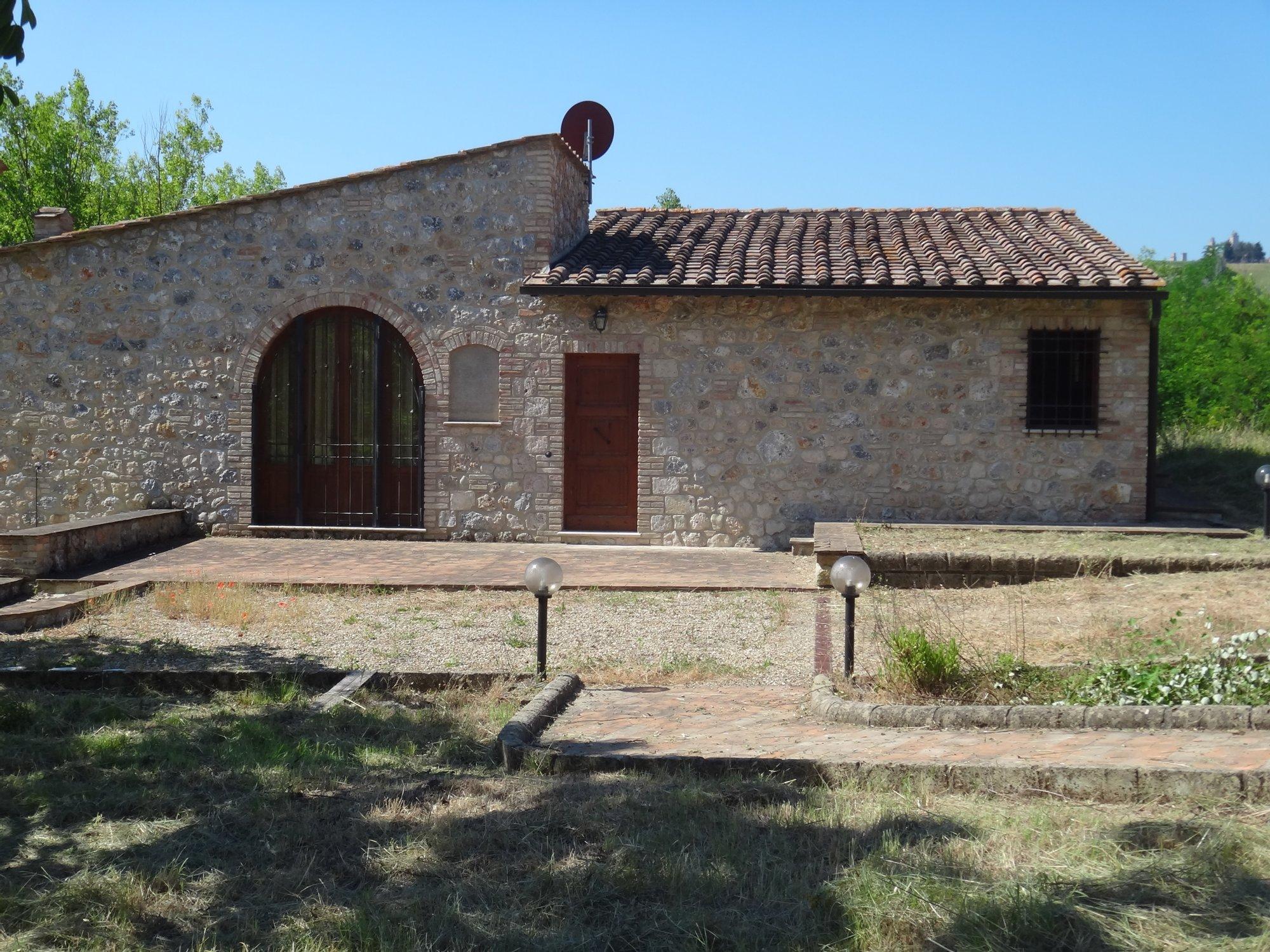 Country House in San Gimignano, Tuscany, Italy 1 - 10981401