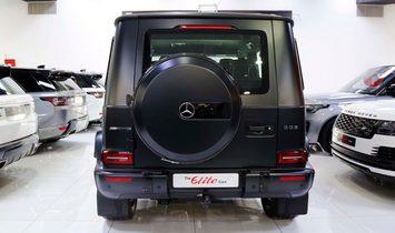 2020 Mercedes-Benz G 63 AMG
