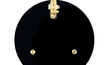 Fred of Paris Fred of Paris Vintage 18K Yellow Gold Emerald Panther Pendant