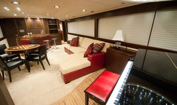 RED PEARL 100' (30.48m) MCP Yachts 2010