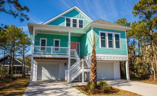 House in Carolina Beach, North Carolina, United States