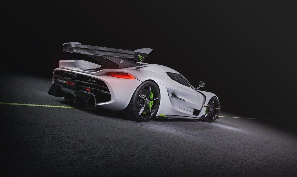 2021 Koenigsegg Jesko