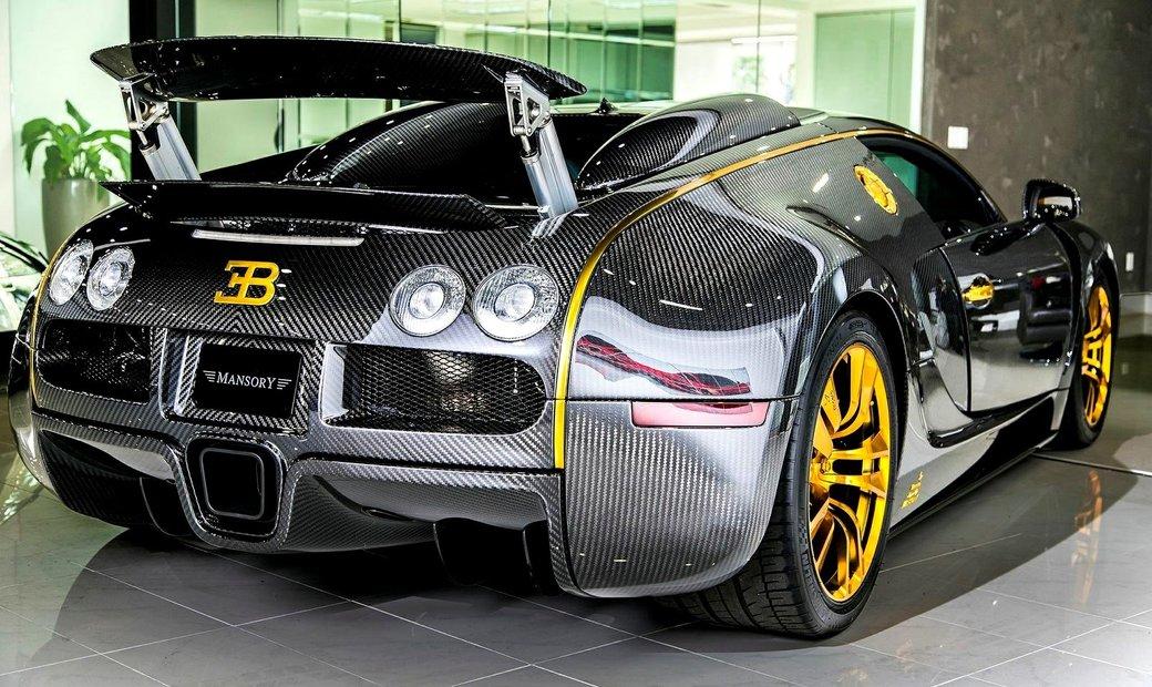 2008 Bugatti Veyron awd