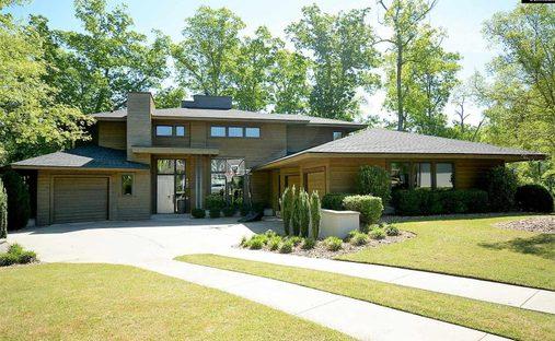 House in Lexington, South Carolina, United States
