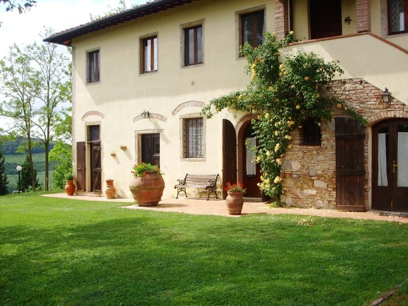 Country House in Barberino Val d'Elsa, Tuscany, Italy 1