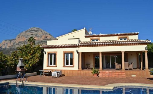 Villa in Xàbia, Valencian Community, Spain