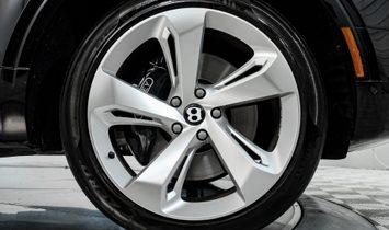 2017 Bentley Bentayga W12 Touring Specification - $255,545 MSRP New