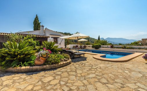 Villa in Jalón, Valencian Community, Spain