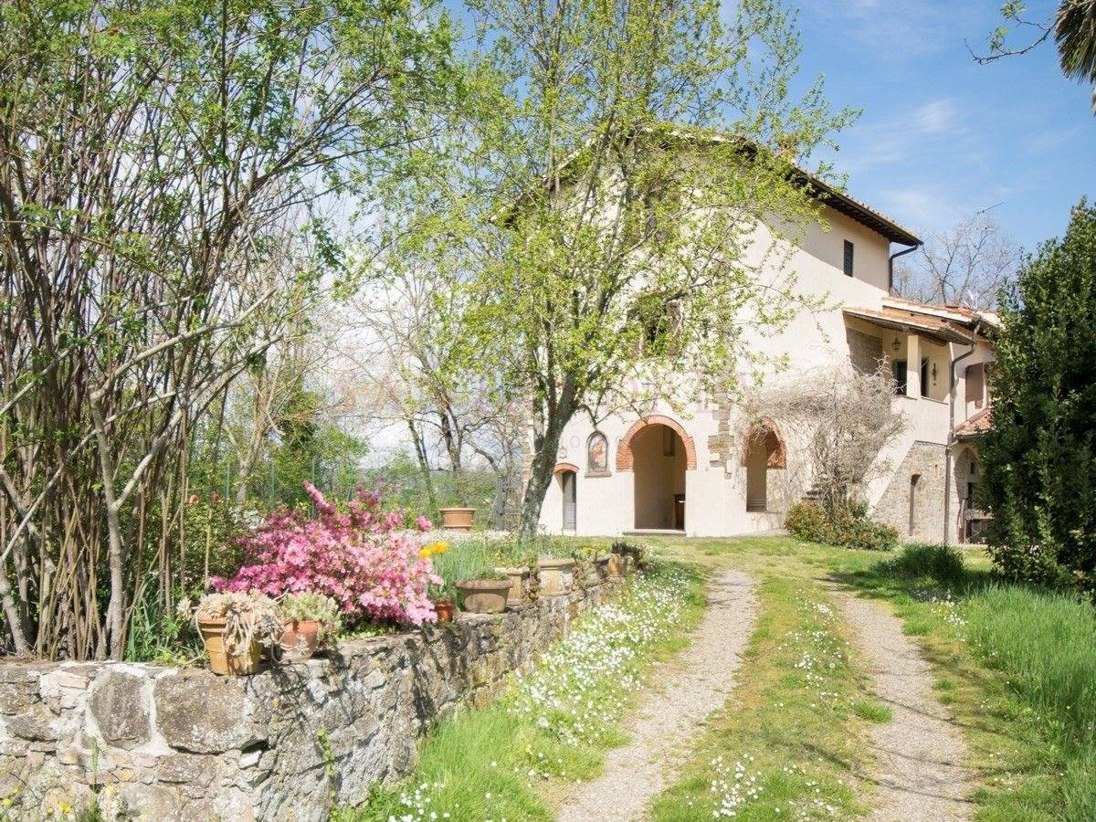 Villa in Reggello, Tuscany, Italy 1