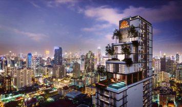 Penthouse in Bangkok, Bangkok, Thailand