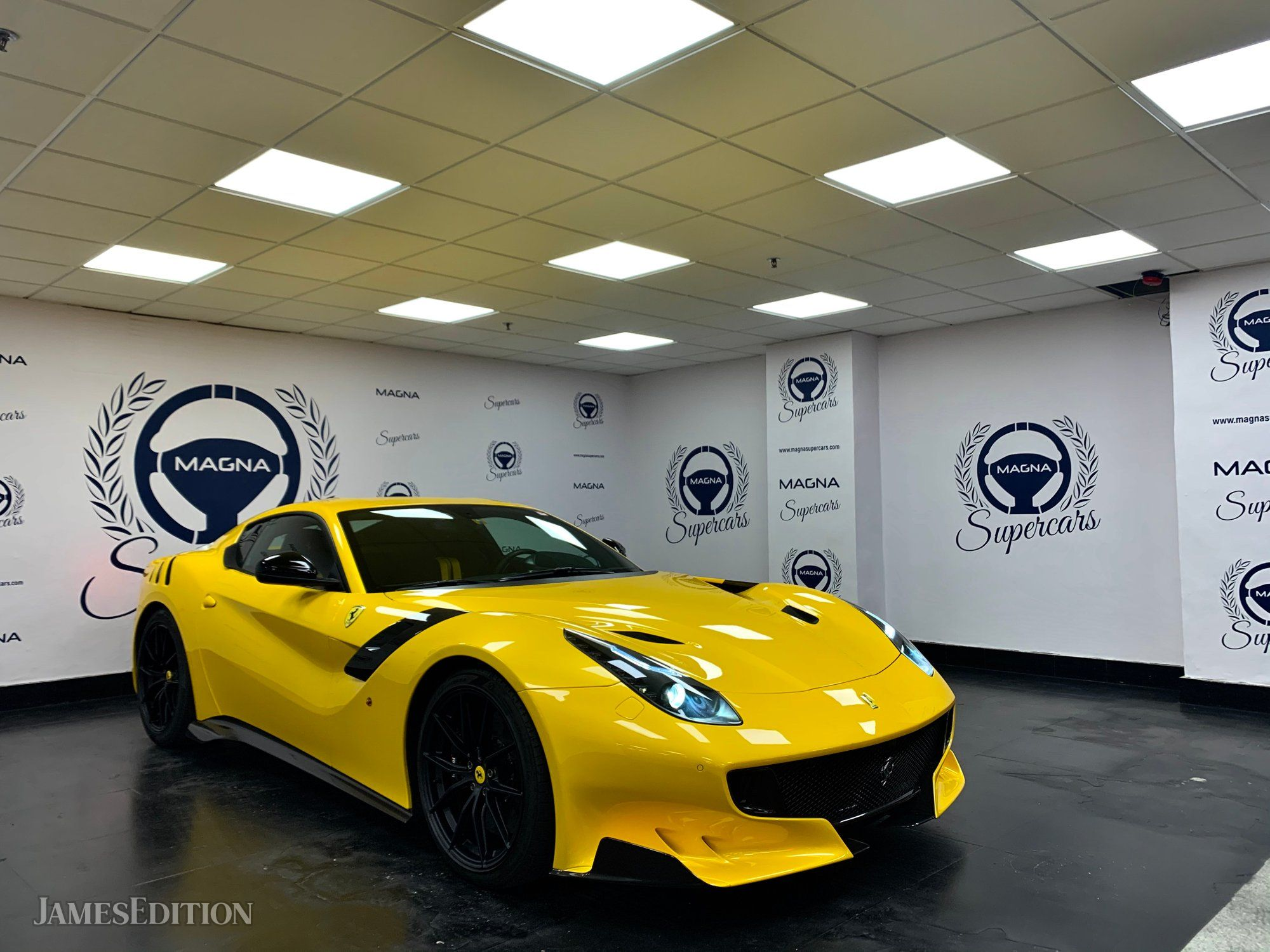 2018 Ferrari F12 Tdf In Marbella Spain For Sale 10994616