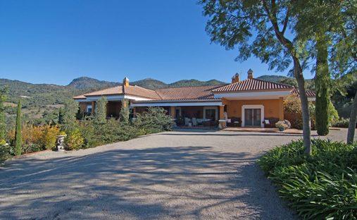 Finca in Gaucín, Andalusia, Spain