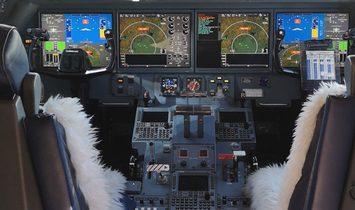 2011 Gulfstream G550 - MSN 5289 B-8131