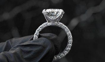 7ct GIA Engagement Ring VVS1