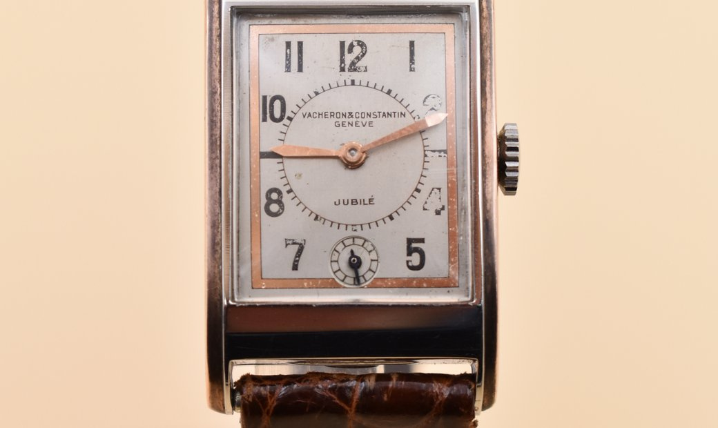Vacheron Constantin Vintage Jubile