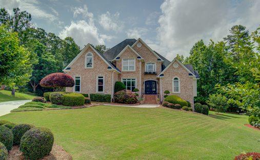 House in McDonough, Georgia, United States