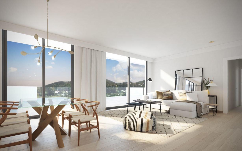Apartment in Las Lagunas de Mijas, Andalusia, Spain 1 - 10997855