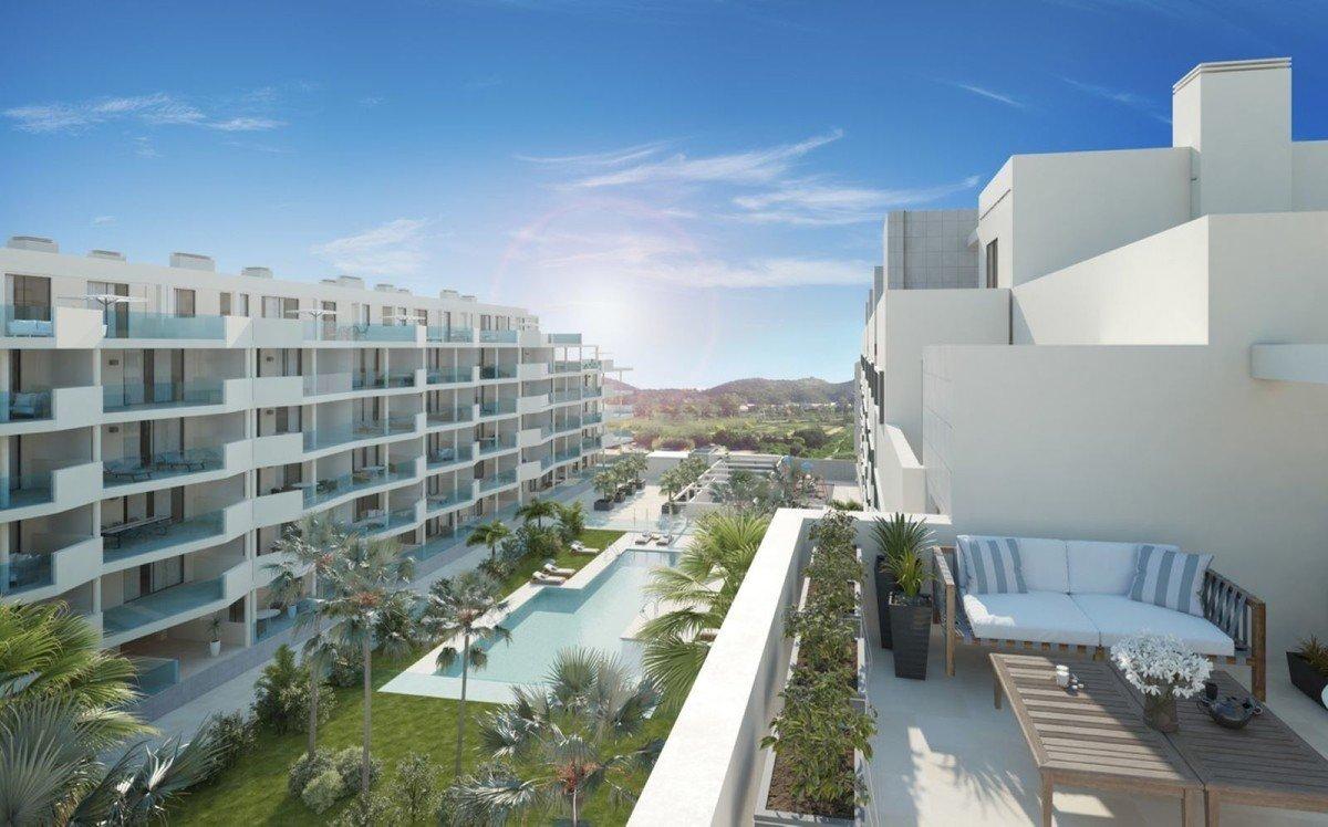 Apartment in Fuengirola, Andalusia, Spain 1 - 10998085