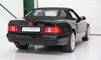 2001 Mercedes-Benz SL 320